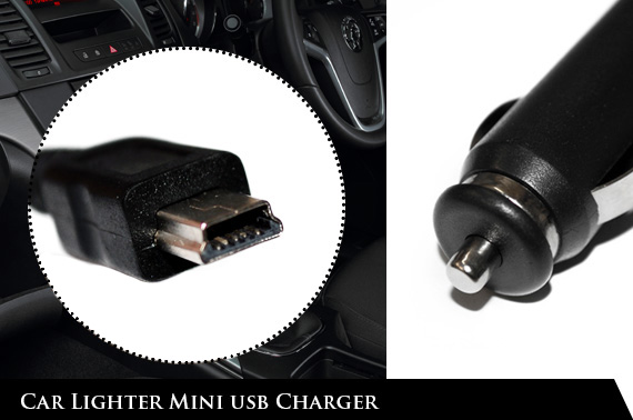 Free Ozstock Day: Mini USB Car Power Adapter Charger