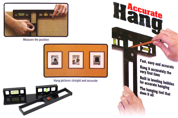 Accurate Hang - Hanging Assistant Tool