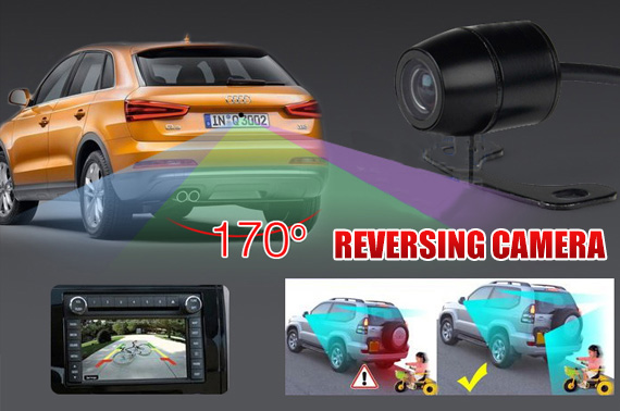 Car Rear View Parking/Reversing Camera