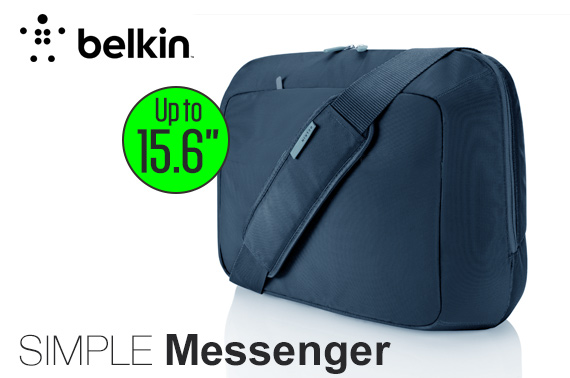 Belkin Simple Messenger 15.6