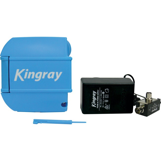 KINGRAY INC PSK08 POWER SUPPLY-24DB BAND 3+ UHF MASTHEAD AMP KMD24FSDP