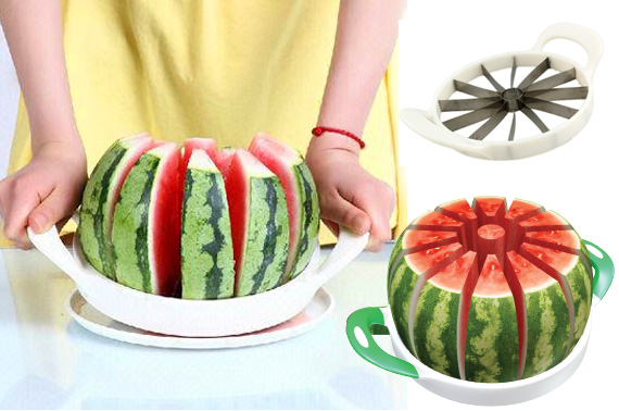 Stainless Steel Melon Slicer/Cutter