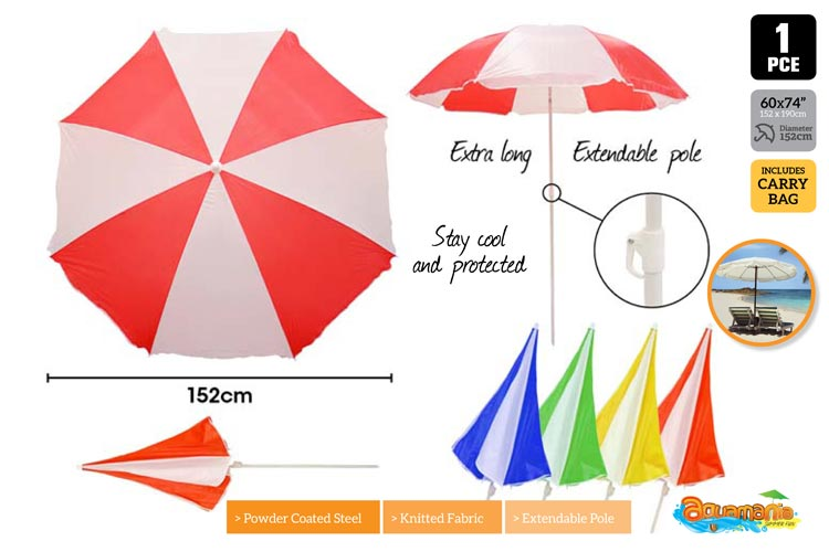 Beach Umbrella w/ Tilt
