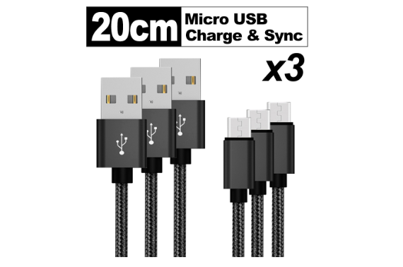 Braided 1 5m Usb 3 1 Type C Charging Data Cable
