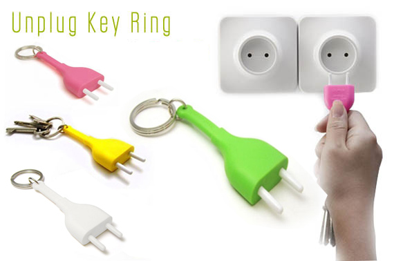 Super Deal: Power Point Shaped Key Hanger