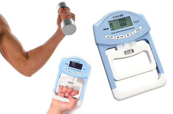 Electronic Hand Grip Strength Dynamometer