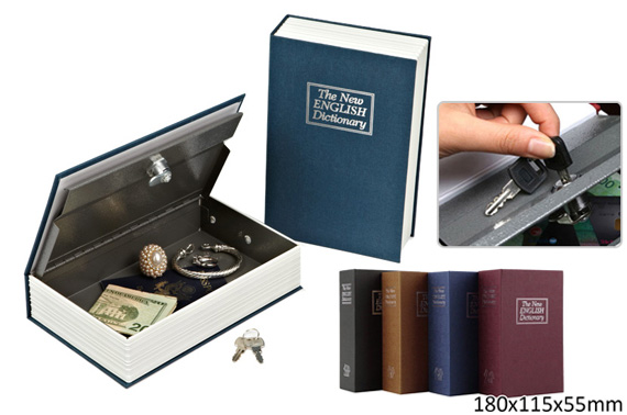 Disguised Dictionary Book Safe