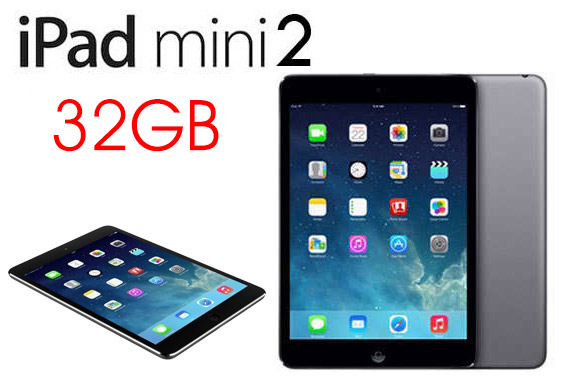 Ex-leased iPad mini 2 Wi-Fi 32GB - Space Grey