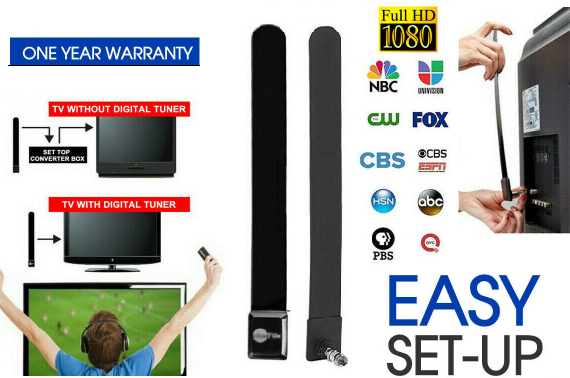 Digital TV Clear TV Key Satellite HDTV Free Digital Indoor Antenna Ditch Cable