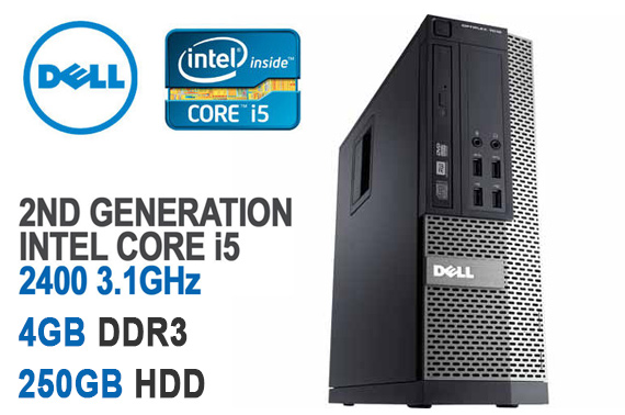 Refurbished Dell OptiPlex 790 Desktop PC