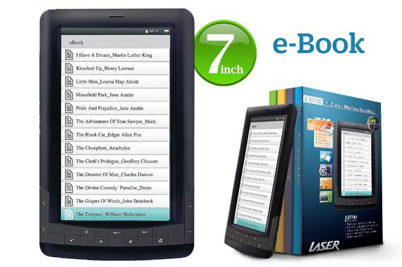 laser eb700 7 colour multimedia ebook rh ozstock com au