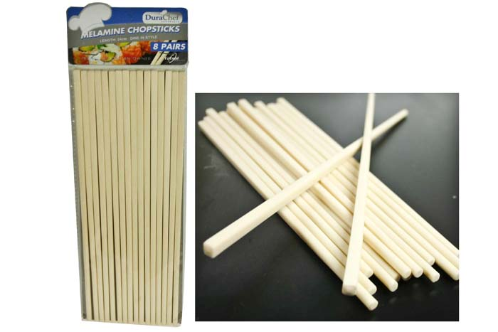 8 pairs of Melamine Chopsticks