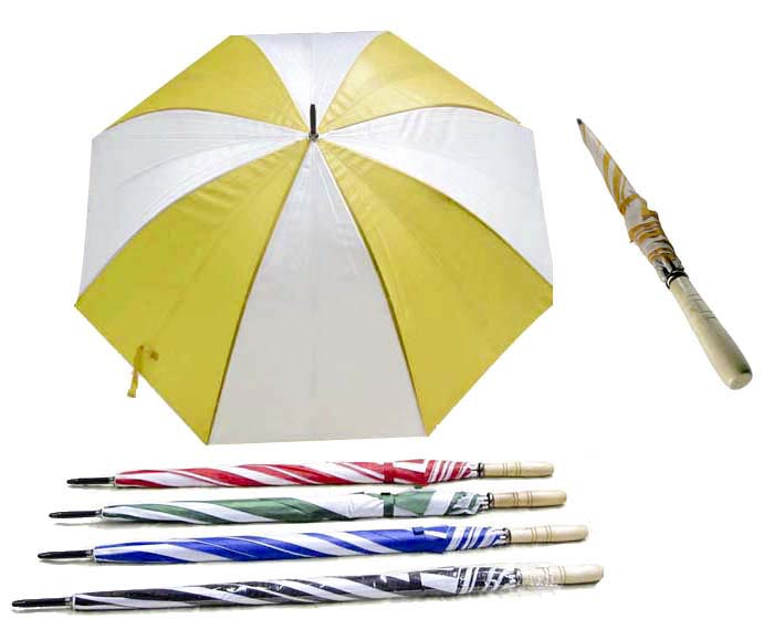 Golf / Beach Umbrella - 101Hx126cmD