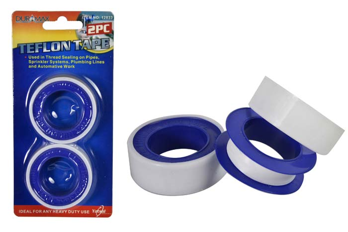 2pk Teflpon Thread Seal Tape