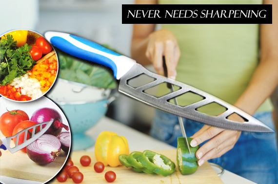 Stainless Steel Infinity Kitchen Knife