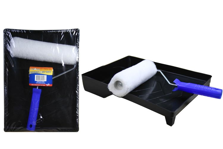 230mm Paint Roller and Tray