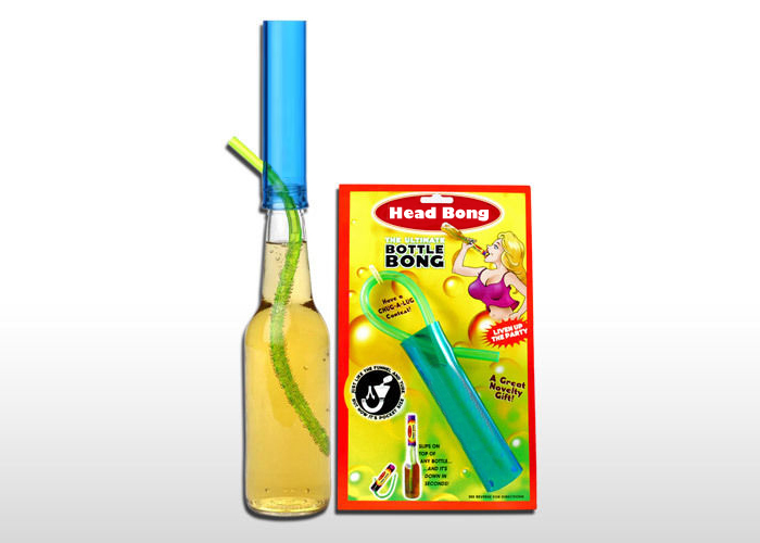 Head Bong - The Ultimate Bottle Bong