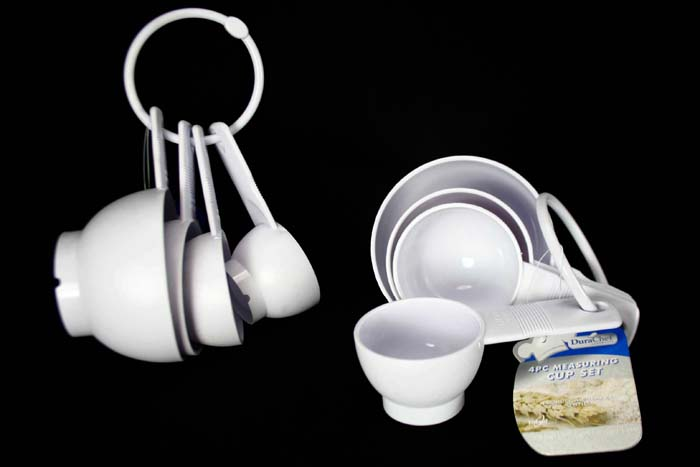 4pc Measuring Cup Set