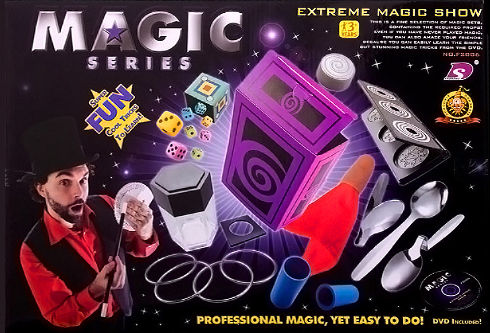 Extreme Magic Show Kit
