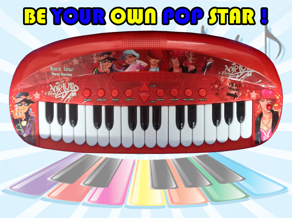 Deluxe Electronic Piano Keyboard for Kid 31 Keys