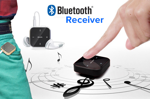 Handsfree Portble Bluetooth 3.0 Receiver