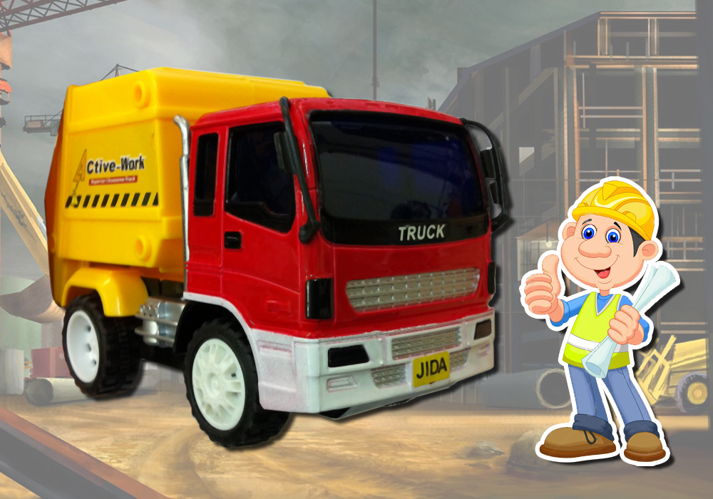 Toy Engineering Team - Tipper Truck