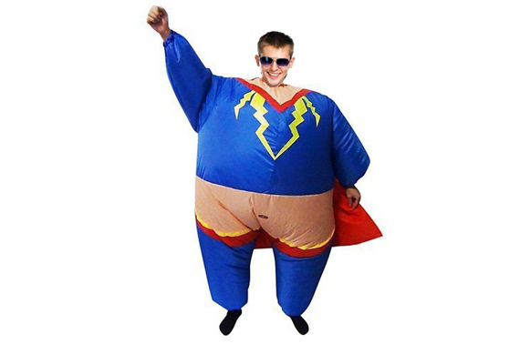 Inflatable Super Hero