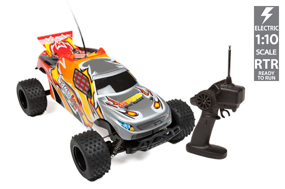 Land King Offroad 2WD 1:10 Electric RC Truggy