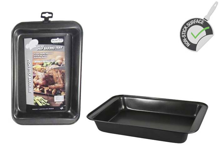 Non-stick Deep Baking Tray