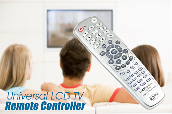 Multi-function Universal LED/LCD TV Remote Controller