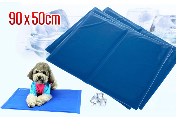 X-Large Pet Cooling Mat 90x50cm