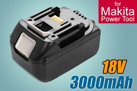 Professional 3.0Ah 18V Lithium-Ion Recharageable Battery for LXT Power Tool