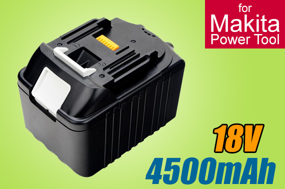 Professional 4.5Ah 18V Lithium-Ion Recharageable Battery for LXT Power Tool