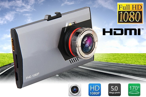 1080P FULL HD Car DVR Dash Camera
