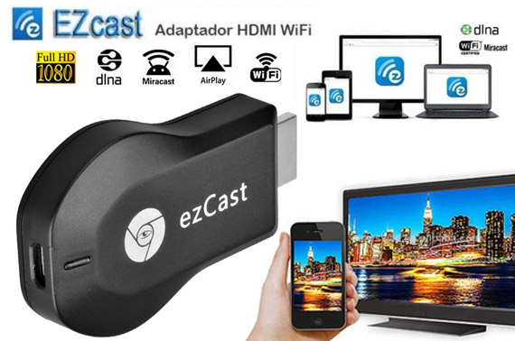 New EZCast M2 Micracast HDMI WiFi TV Dongle