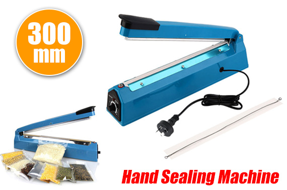 300mm Impulse Heat Sealer/Hand Sealing Machine