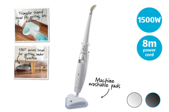 Easy Cleaning Ex-leased 1500W Steam Mop