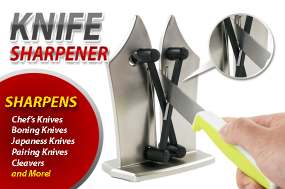 Advanced Kitchen Knife Blade Sharpener