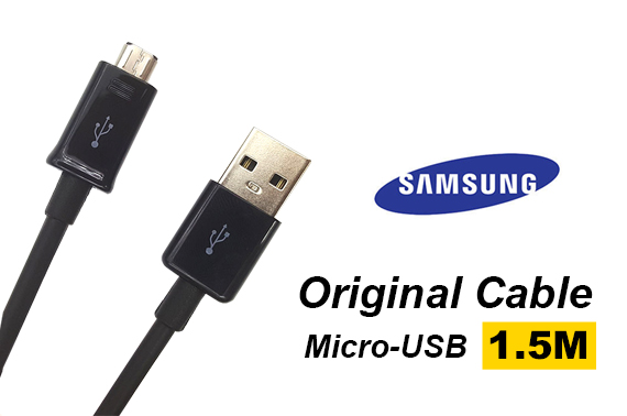 Samsung 1.5M Micro USB Data Charger Cable for Galaxy S4 S5 S6 Edge