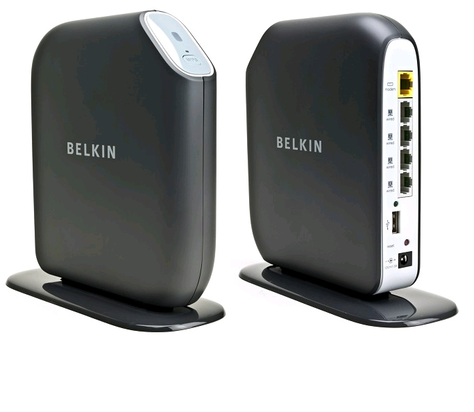 how to connect printer to belkin router
