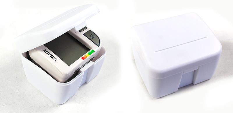 visage blood pressure monitor instructions