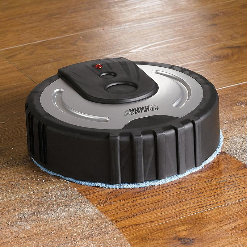 Robo Sweeper Cordless Automatic Floor Sweeper