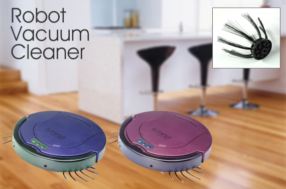 Refurbished Lumina Signature Robot Vacuum Cleaner - Random Colour