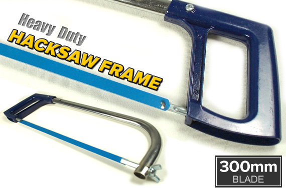 Heavy Duty Hacksaw - Ideal For Any Heavy Duty Use