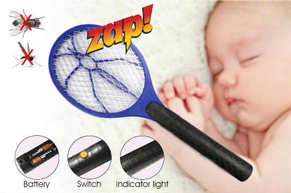 Mosquito/Bug Electronic Zapper Bat