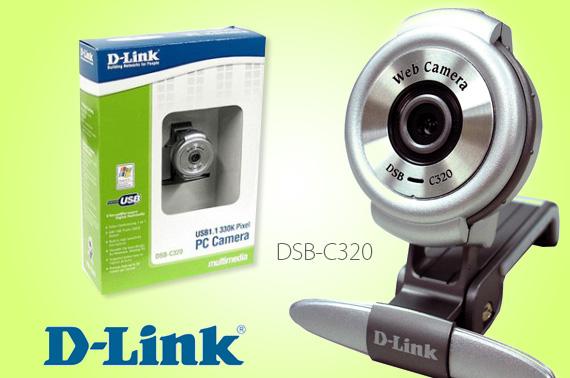 DRIVER PARA CAMARA WEB D LINK DSB C320 DESCARGAR