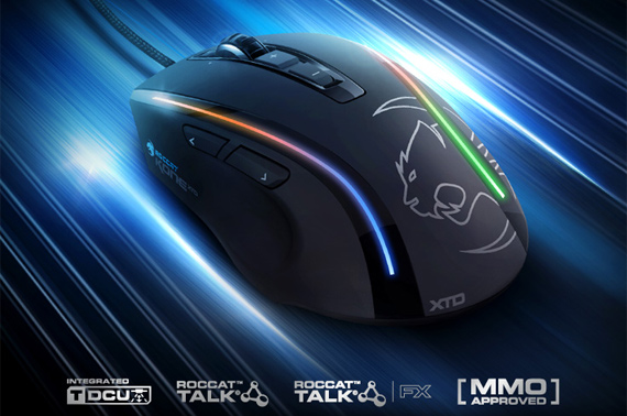 ROCCAT KONE+ Professional Laser Gaming Mouse