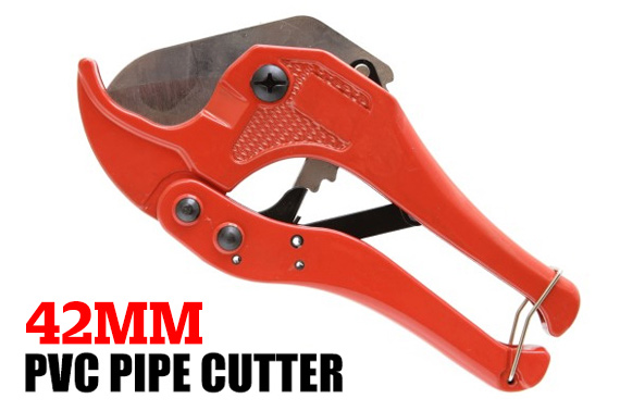 42MM VINYL PVC PLUMBING / PIPE CUTTER