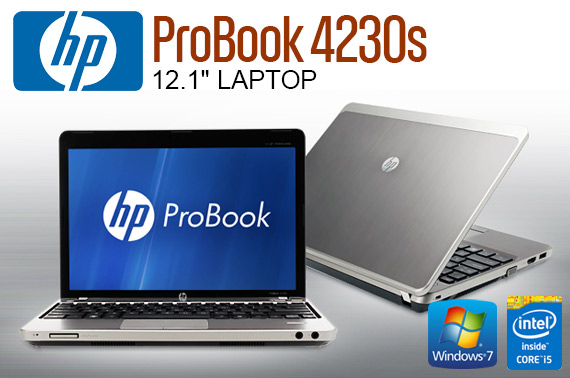 Ex-lease HP ProBook 4230s 12.1