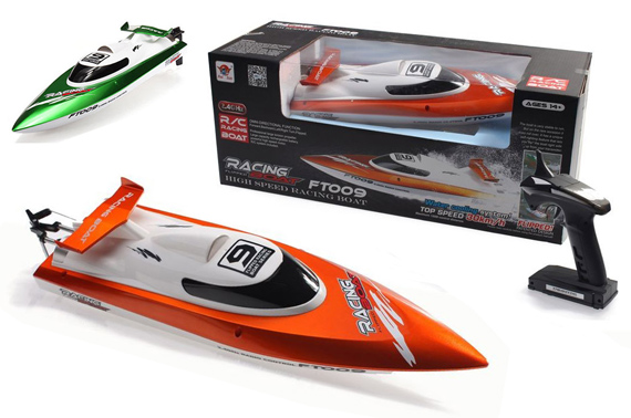 2.4GHz 4CH RC 30KM/H High Speed Racing Boat